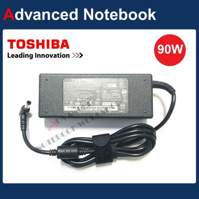 Genuine Laptop Charger Power Adapter For TOSHIBA Satellite L650 A660 C650 A500