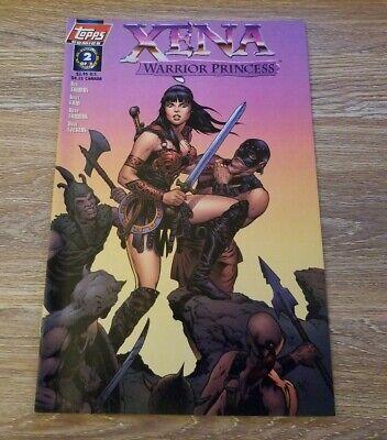 Xena Warrior Princess 2 Of 2 Topps Comics 1997