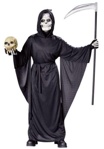 Child Grim Reaper Robe