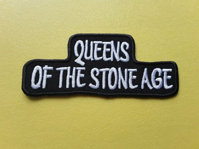 POP, ROCK, PUNK, METAL MUSIC SEW ON & IRON ON PATCH:- QUEENS OF THE STONE AGE