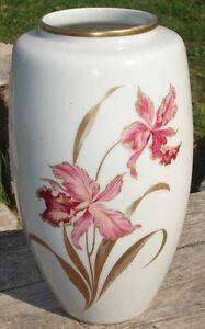 -joli Vase Vintage En Porcelaine De Bavière Bavaria Germany