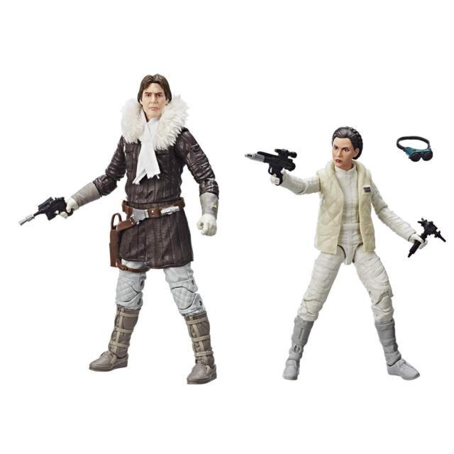 "Star Wars The Black Series 6/"" Princess Leia Organa Hoth Figure"