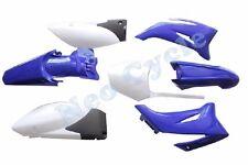 Blue Body Plastic Fairing Yamaha TTR 110 TTR110E