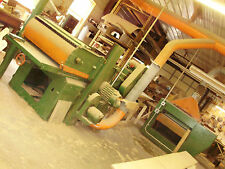 3500 Off 36 Coporter Wood Facerplanerjointer Direct Drive 4 Knife