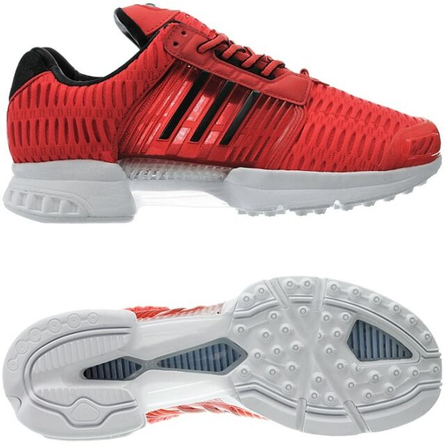 sports shoes b916f d0435 adidas Climacool 1 Mens Shoes Running SNEAKERS Red BA7175 Cl