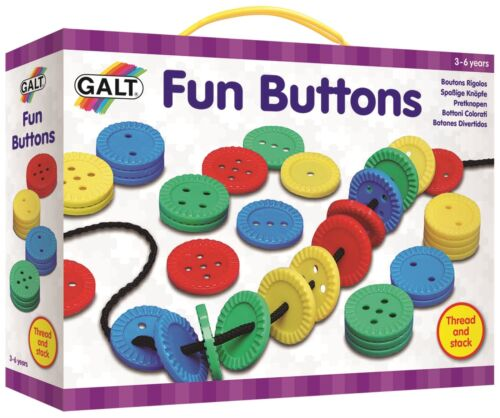 Galt Fun BOUTONS enfants Craft Jouets Et Activités BN