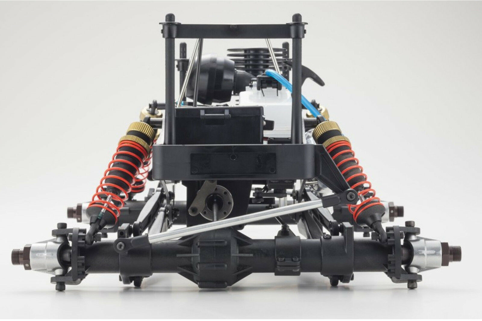 Kyosho 33152 Mad Crusher Crusher Crusher Nitro 1-8 GP 4WD RTR KT231P-KE25 4025d0