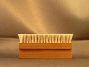 Wood-Anti-Static-Goat-Goat-039-s-Hair-Record-Brush-Deep-Cleaner-Clean-Vinyl-Album