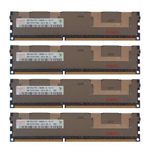16gb-Kit-4x-4gb-HP-ProLiant-bl460c-bl420c-bl660c-dl160-dl360e-g8-Arbeitsspeicher-RAM