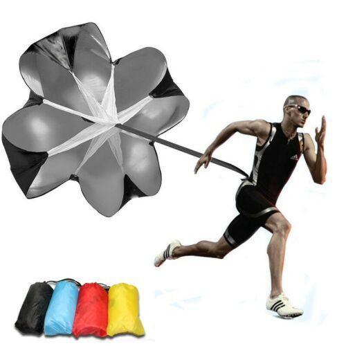 Resistance Sports Strength Training Umbrella Parachute Running Chute Soccer Bask