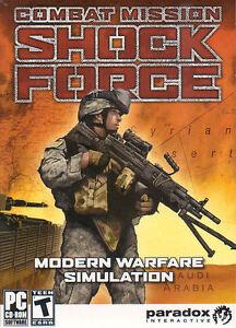 COMBAT-MISSION-SHOCK-FORCE-Modern-Warfare-PC-Game-NEW