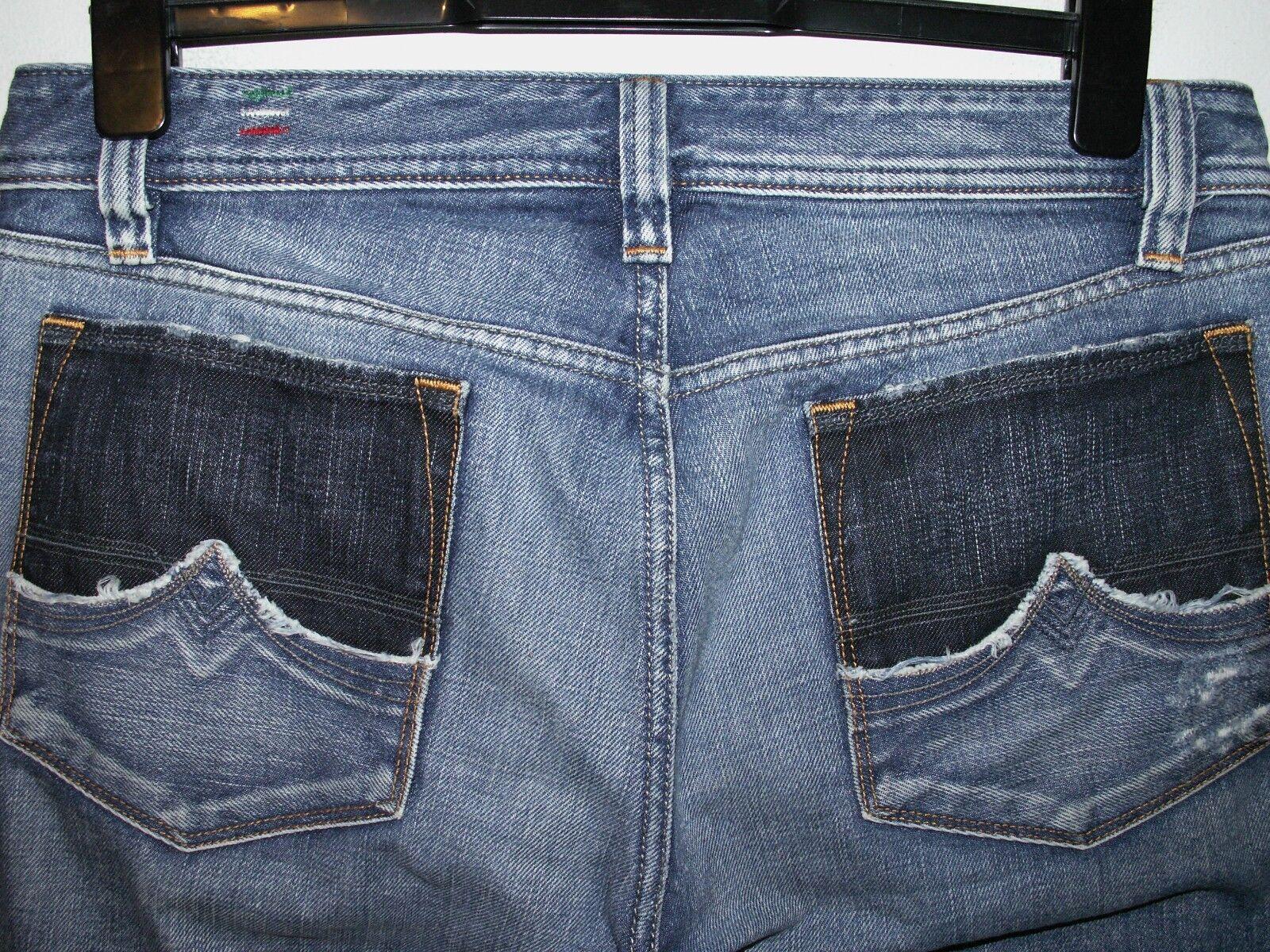 Diesel zaf bootcut jeans wash 00796 W32 L32 (a3781)