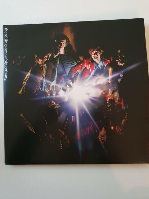 The Rolling Stones, A Bigger Bang, 2005, LP, Vinyl, Rar, NM, First Press
