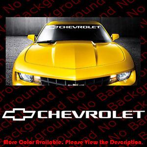 5pc x Chevrolet//CHEVY Bowtie Die Cut Vinyl Decal Wheel Center Cap RC101