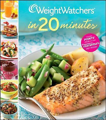 Weight Watchers Cooking: Weight Watchers in 20 Minutes 2008 (Hardcover)