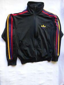 Größe M Neuwertig Taille Und Sehnen StäRken Adidas Herren Trainingsjacke Jacke Vintage