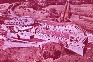 Lot-of-4-Vintage-35mm-Color-Photo-Slides-1960s-Fort-Ticonderoga-Americana