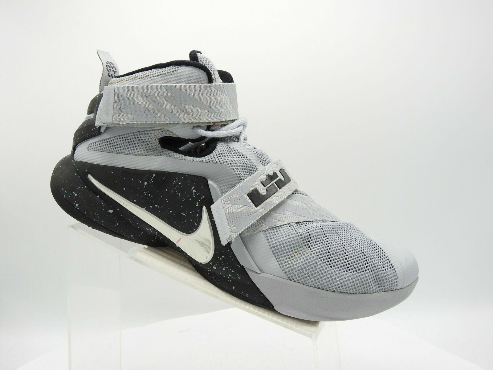 Nike LeBron Soldier 9 749490-010 Size