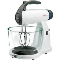 Sunbeam Mixmaster Speed Classic Hand Stand Mixer Kitchen Countertop Beater