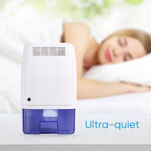 Portable-Air-Dehumidifier-Moisture-Absorber-700ML-WaterTank-Ultra-Quiet-Home-US
