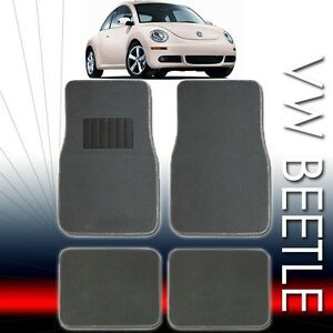 2004 2005 2006 2007 2008 For Vw Beetle Universal Floor Mat
