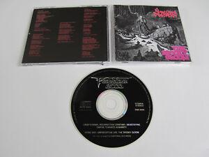 SEMPITERNAL-DEATHREIGN-The-Spooky-Gloom-CD-1989-VERY-RARE-OOP-DEATH-1st-PRESS