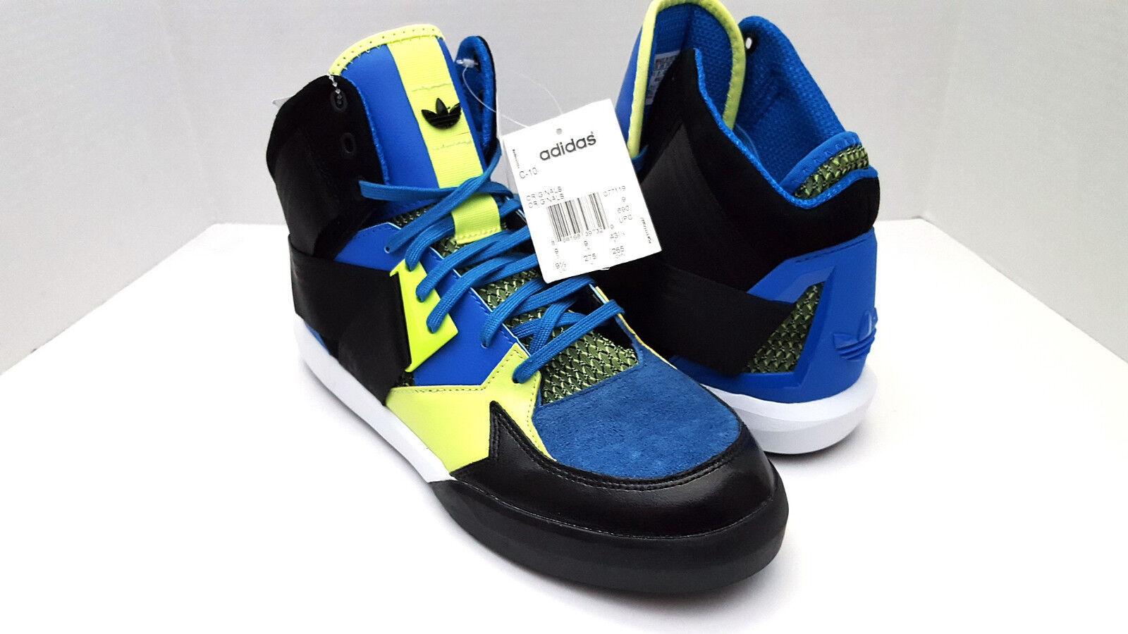 Adidas Originals C-10 Men's Basketball   Sneakers Shoes  Size: 9.5(M) US