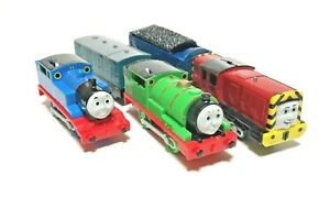Thomas Trackmaster Trains 2009 2010 Gullane Non-working For Parts or Repair