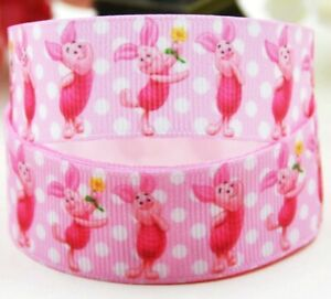 "7//8/"" 2 YARDS Hello Kitty My Melody Grosgrain Ribbon Crafts Hair Gift Bows Cards"