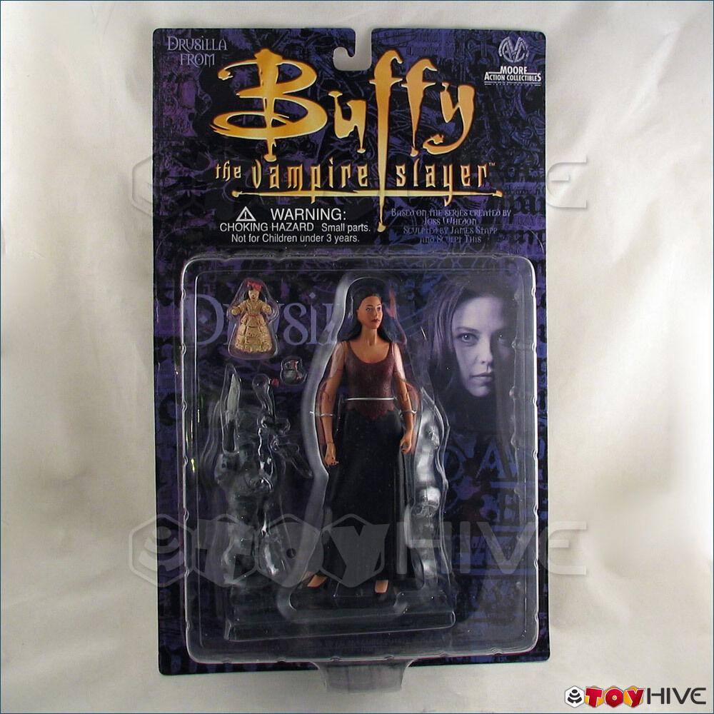 Buffy the vampire slayer drusilla moore handeln auch nicht vampir neue