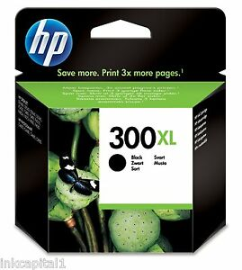 HP-No-300XL-Black-Original-Original-OEM-Inkjet-Cartridge-CC641EE-Deskjet-Printer