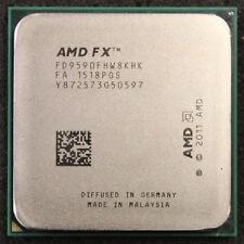 AMD FX-9590 Vishera 8-Core 8x 4.7 GHz Sockel AM3+ FD9590FHW8KHK