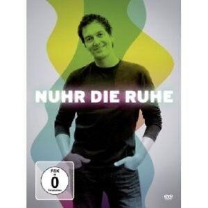 """Dieter nurh """"nuhr la calma"""" DVD NUOVO"""