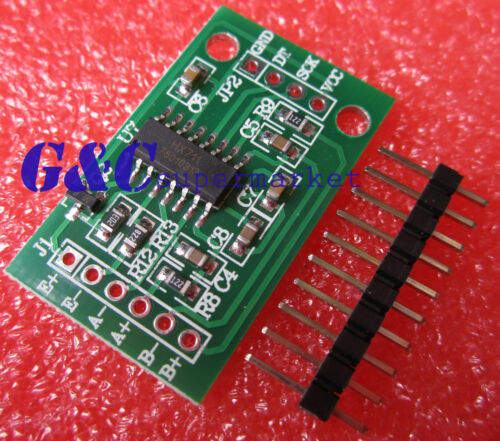 10PCS HX711 Weighing Sensor Dual-Channe 24Bit Precision A//D  Pressure Sensor m68