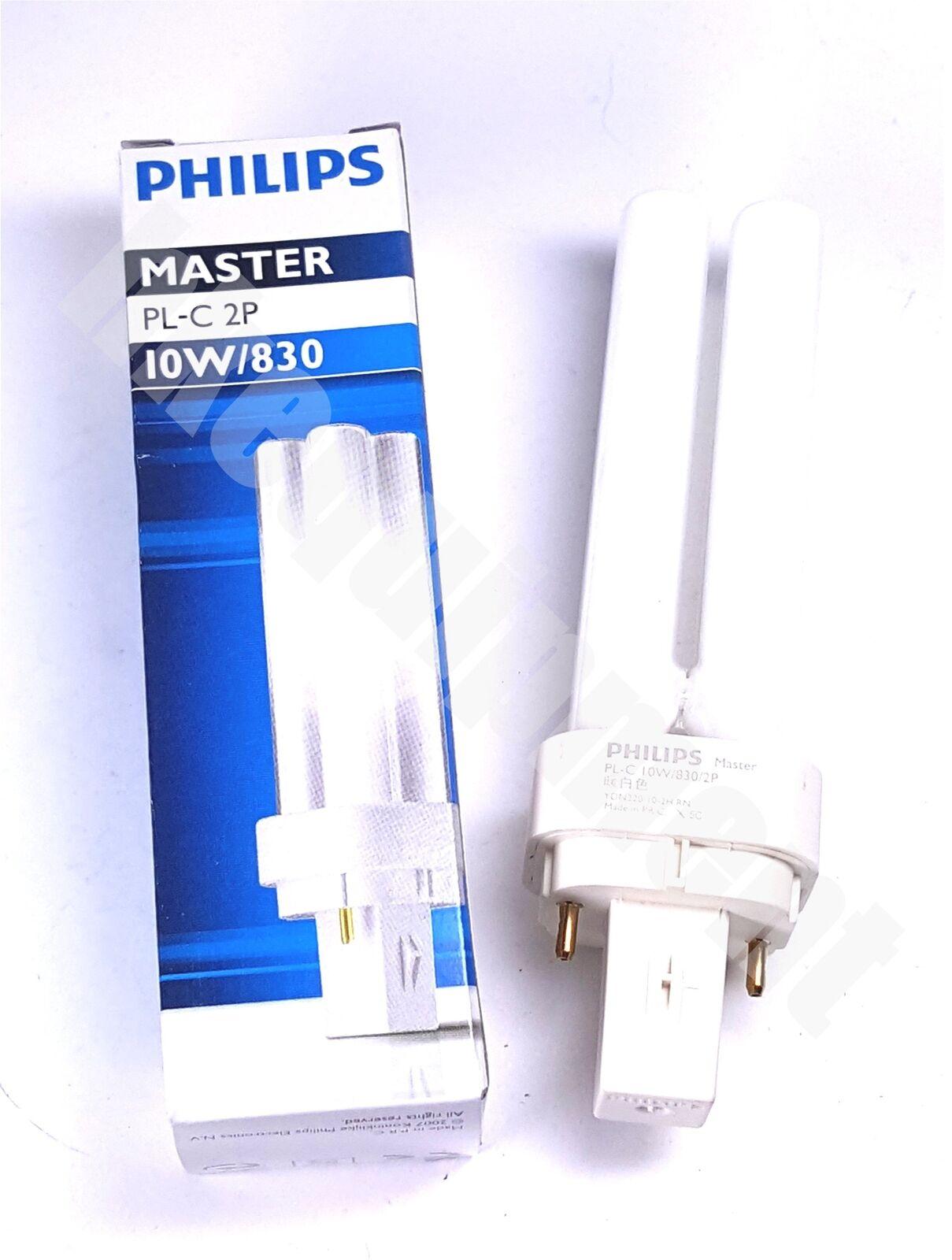 Philips Master Pl-C 13W//830//2p G24d-1 New