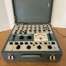 New Listingbampk Dyna Jet Model 707 Precision Dynamic Mutual Conductance Vacuum Tube Tester