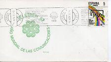 España Año Mundial de las Comunicaciones Lerida 1983 (CE-931)