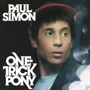 Paul-Simon-One-Trick-Pony-New-Vinyl-140-Gram-Vinyl-Download-Insert