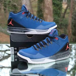 wholesale dealer ab7f5 c9821 Details about Jordan Flight Origin 2 Men's Size 11 French Blue Infrared 23  White 705155-420