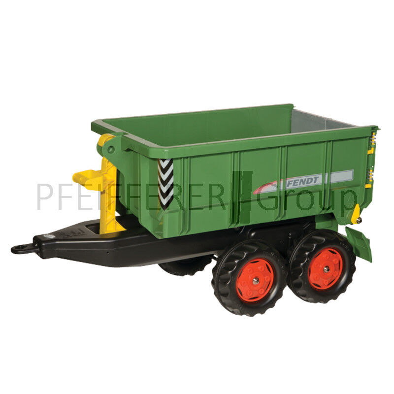 Rolly Toys rollyTrailer Container Fendt