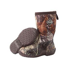 Kids Camo Muck Boots