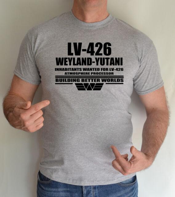 USCSS Nostromo LV426 T-Shirt ripley prometheus nostromo neu LV-426