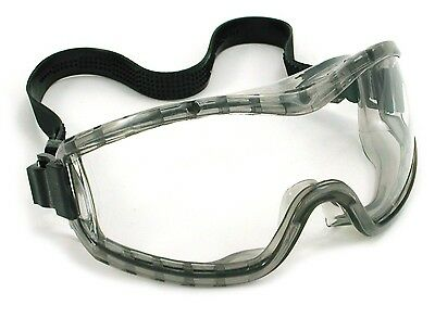 Crews 2310AF Stryker Safety Glasses Goggles Clear Anti Fog Lens 1 PAIR NEW!