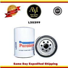 L35399 Oil Filter 01/16 Chevrolet Silverado 3500 GMC Sierra 3500HD 6.6L