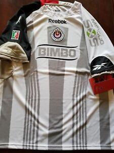 38dcc6abd85 Reebok CHIVAS SOS JERSEY Re-Edition America Pumas Xolos Tigres Cruz ...
