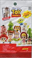 Mattel Disney Pixar Toy Story Minis Series 3 Bullseye (new In Bag) Special Ed.