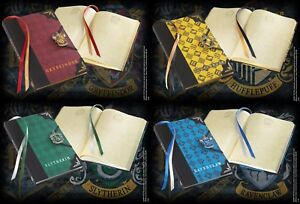 Harry-Potter-Journal-Notebook-Noble-Gryffindor-Slytherin-Ravenclaw-Hufflepuff