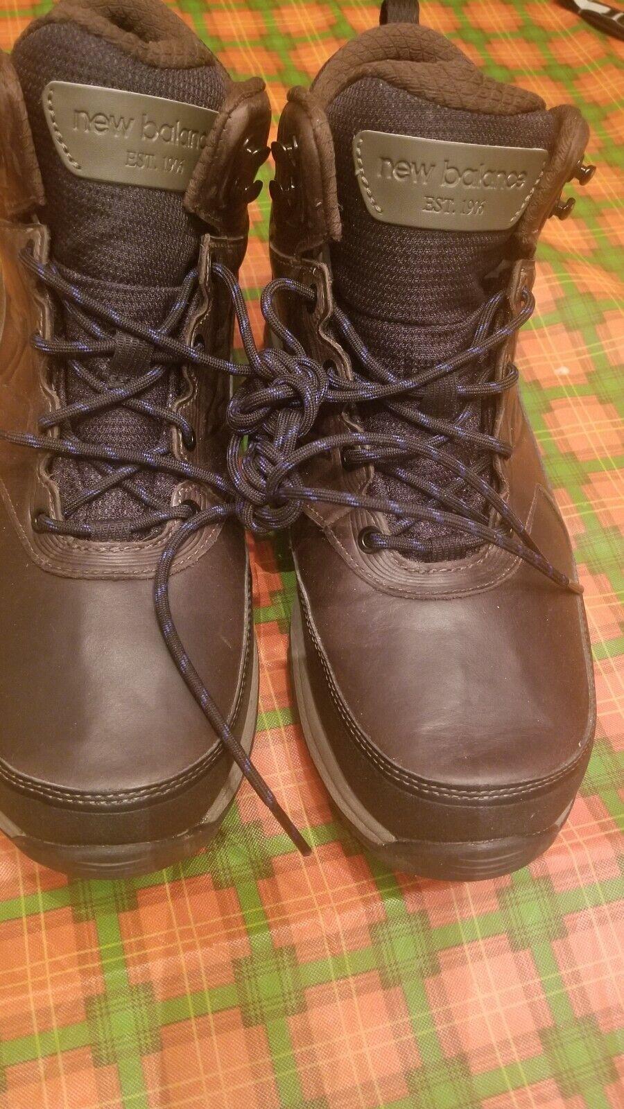 New Balance 1400 Insulated Boots Men 11.5 D