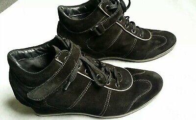 Geox Women's D Illusion B Hi Top Sneakers