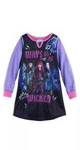 b4bbe0ae53 Disney's Descendants Girls Size 6 Uma, Mal & Evie WAYS TO BE WICKED ...